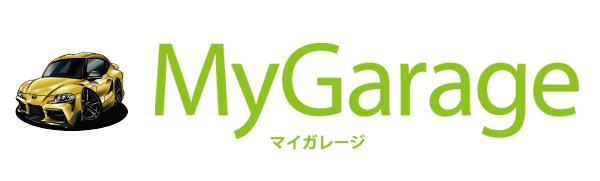 MyGarage ロゴ